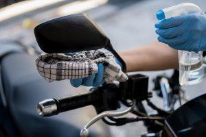 prevenção para motociclistas